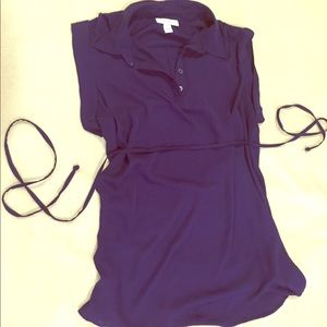 Maternity Lightweight thin work shirt